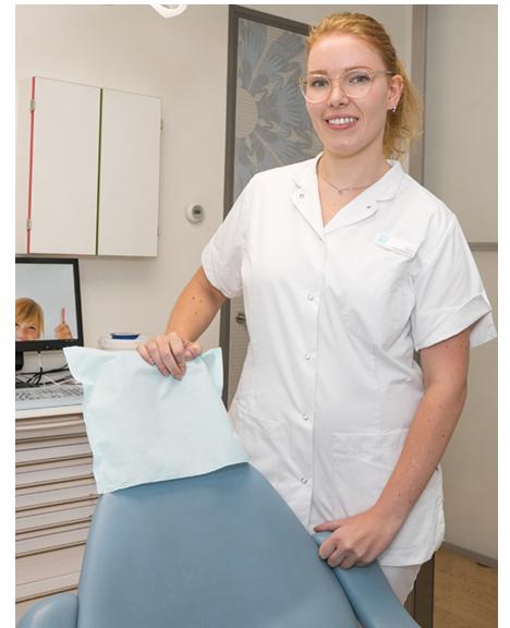 Het verhaal van tandarts Irene Blotenburg