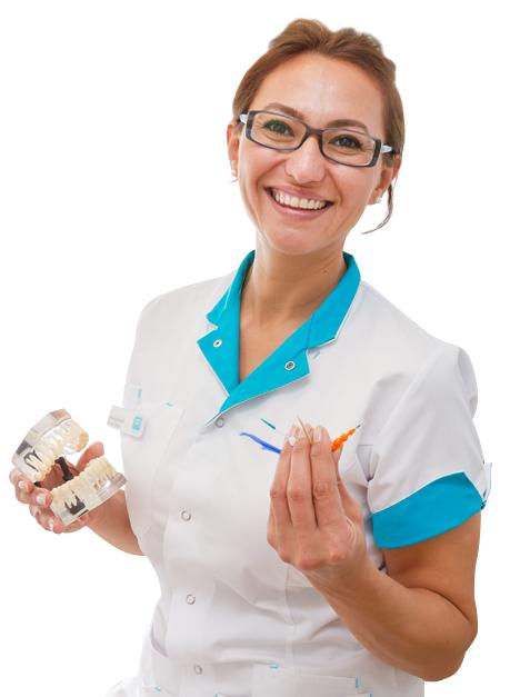 De ervaring van mondhygienist Jamila
