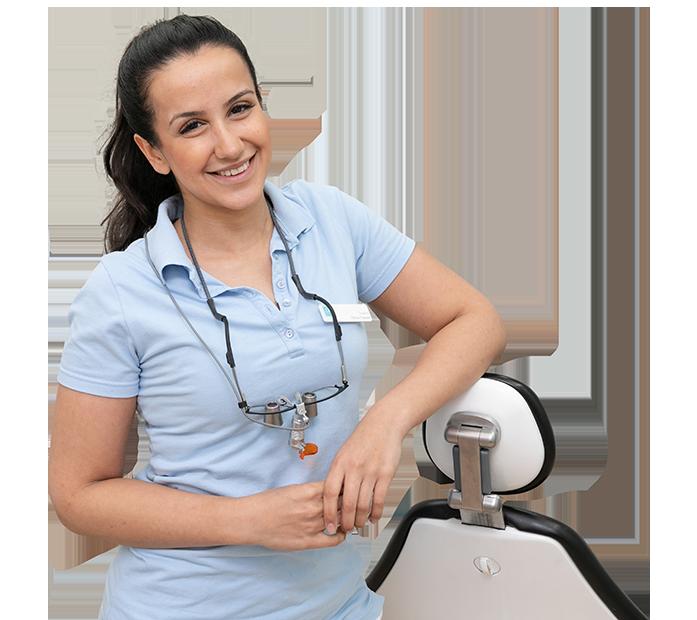 Het verhaal van tandarts Parisa Panahi Moghaddam