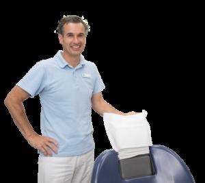 Michel van Oosterhout - tandarts Dental Clinics Tilburg Amazone