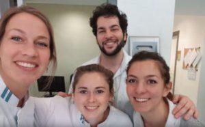 Op stage in Turijn - Werken bij Dental Clinics